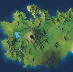 Arkanum - Map