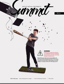 Summit magazine, Fall 2015