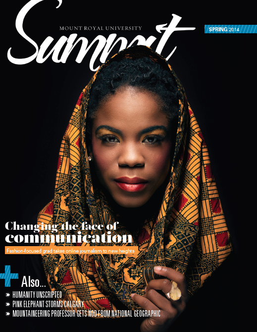 Summit magazine, Spring 2014