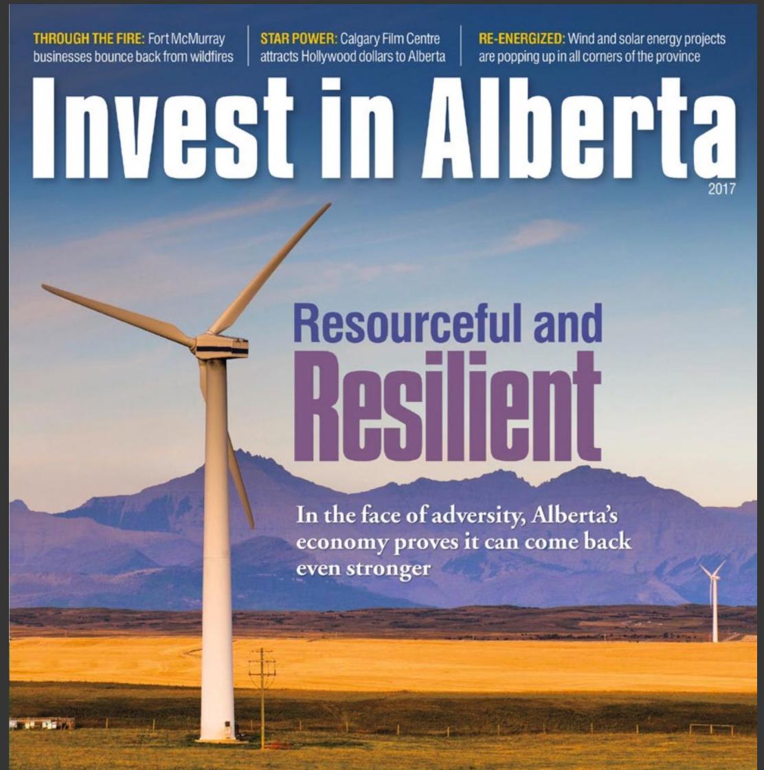 Invest In Alberta Magazine