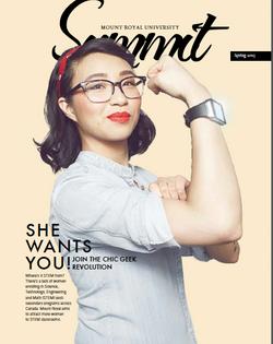 Summit magazine, Spring 2015