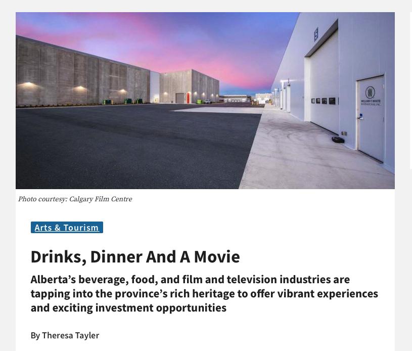 Invest in Alberta 2018