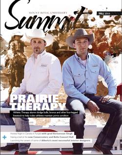 Summit magazine, Fall 2014