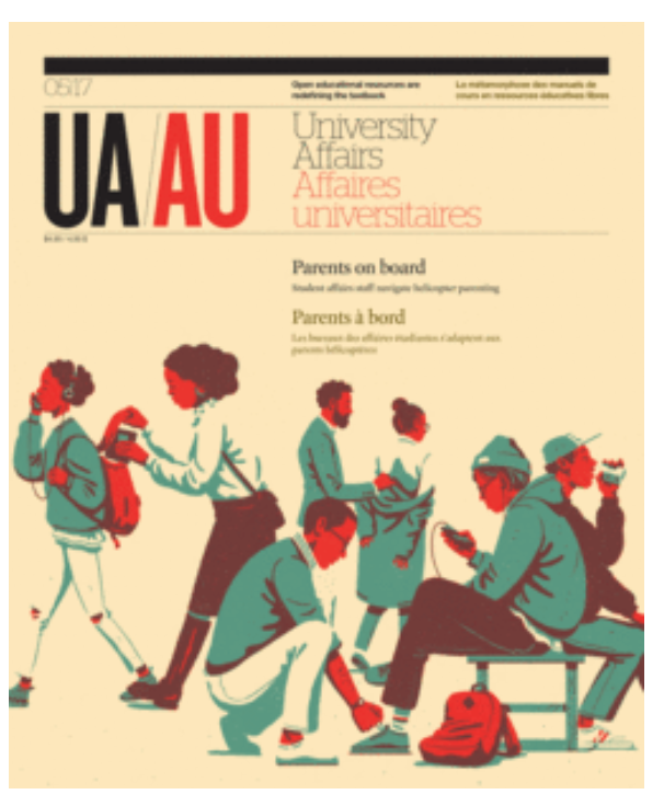 University Affairs, May 2017