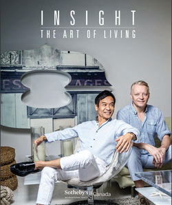 INSIGHT The Art of Living mag
