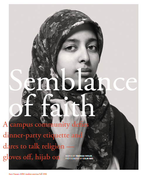 Summit Magazine (editorial)