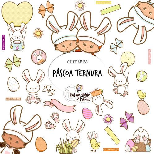Páscoa Ternura - Cliparts