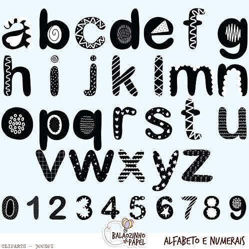 Alfabeto Festa no Pantanal