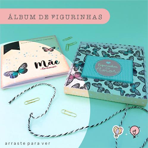 Eternizando MOMentos -Álbum de Figurinhas