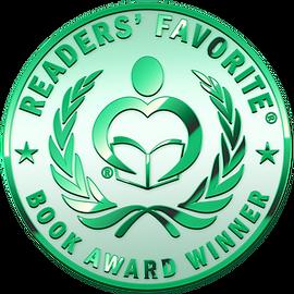 Readers' Favorite Book Award Winner Seal