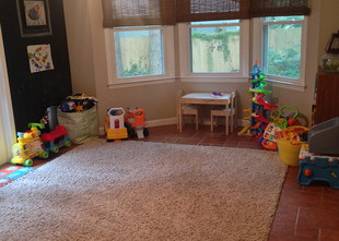 Our House:  The Playroom