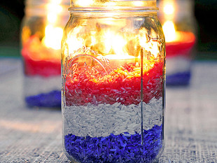 Last Minute 4th of July Treats and Decorations
