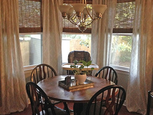 Our House:  The Breakfast Room