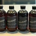 8 oz. pure bourbon barrel aged maple syrup