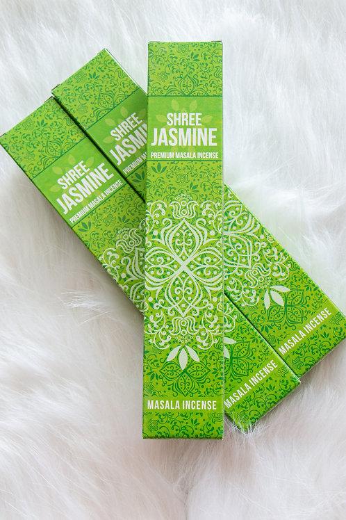 SHREE - JASMINE INCENSE