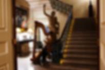 Sarah Goss Harpist Spencer House London
