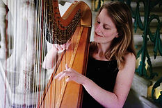 Sarah Goss Harpist Brooklyn New York New Jersey Connecticut Long Island