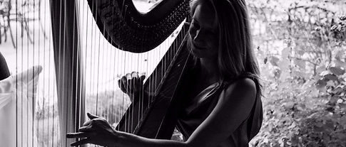 Sarah Goss San Francisco Wedding Harpist Caswell House