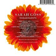 Sarah Goss New York Wedding Harpist Engagements Album Track Listing