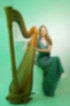 Sarah Goss New York Wedding Harpist