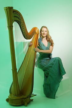 Sarah Goss New York Wedding Harpist