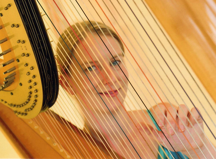 Sarah Goss Brooklyn New York New Jersey Connecticut Long Island Harpist Harp Teacher