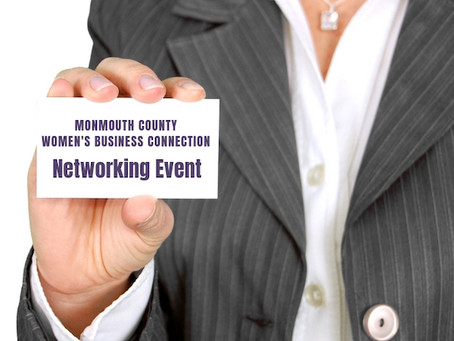 Monmouth County Women's Business Connection Fall Meet and Greet