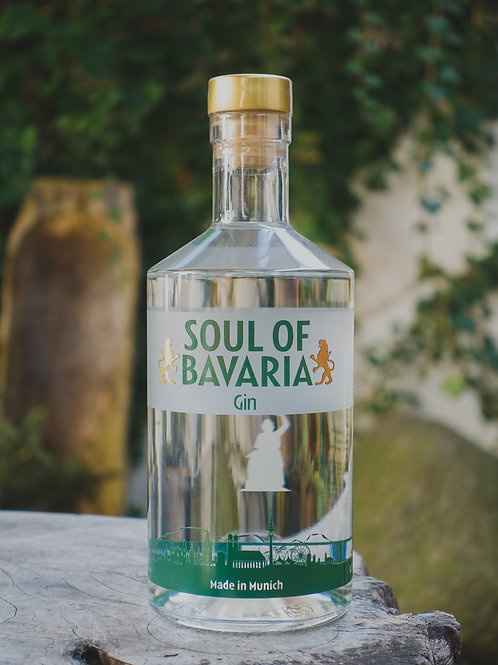 Soul of Bavaria Gin, München