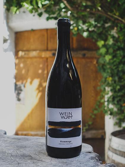 Zweigelt Reserve Hommage 2017, Weingut Weinwurms, Weinviertel