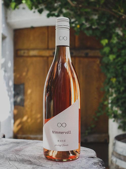 Rosé Quergelesen, Weingut Nimmervoll, Wagram