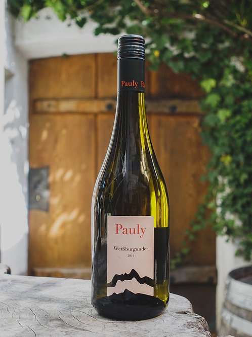 Pauly Weissburgunder, Weingut Axel Pauly, Mosel