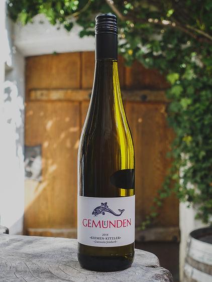 Kiemen Kitzler Riesling , Weingut Gemünden, Nahe