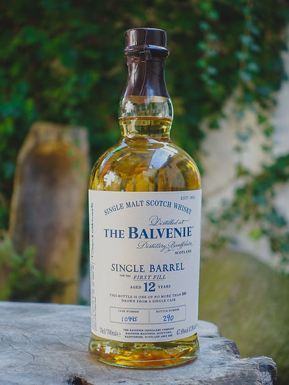 Balvenie Single Cask 12 Years, Speyside