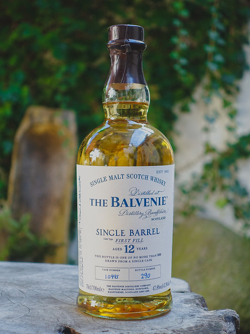 Balvenie Single Cask 12 Years, Speyside
