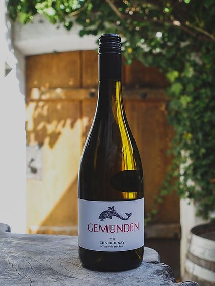 Chardonnay, Weingut Gemünden, Nahe