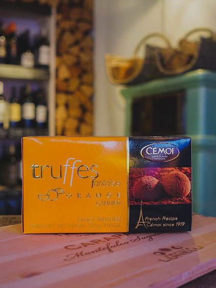 Truffes Orange, Cemoi