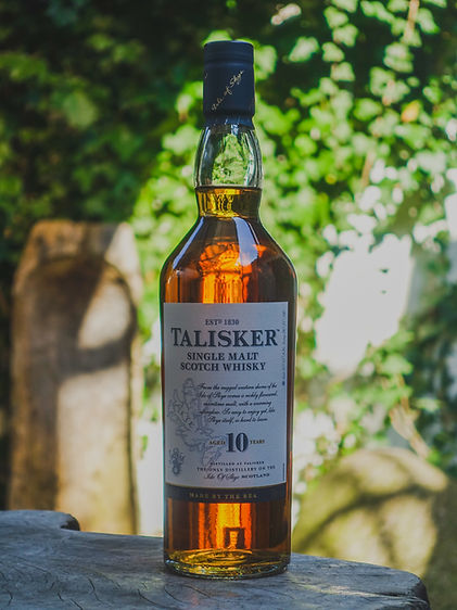 Talisker 10 Years, Isle of Skye