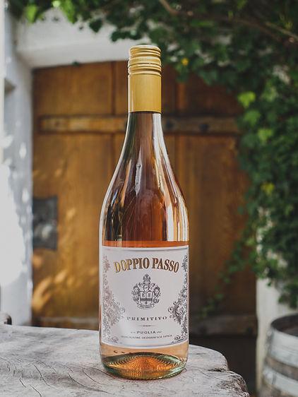 Doppio Passo Rosé, Vinicola Botter, Apulien