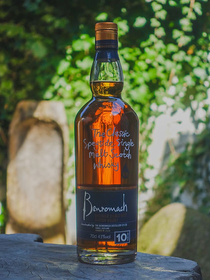 Benromach 10 Years, Schottland