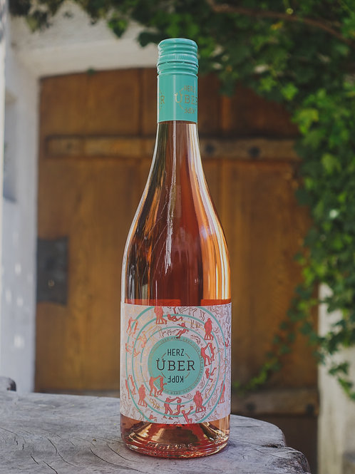 Herz über Kopf Rosé, Weingut Ambs, Baden
