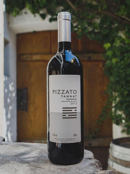 Pizzato Tannat , Pizzato, Serra Gaucha