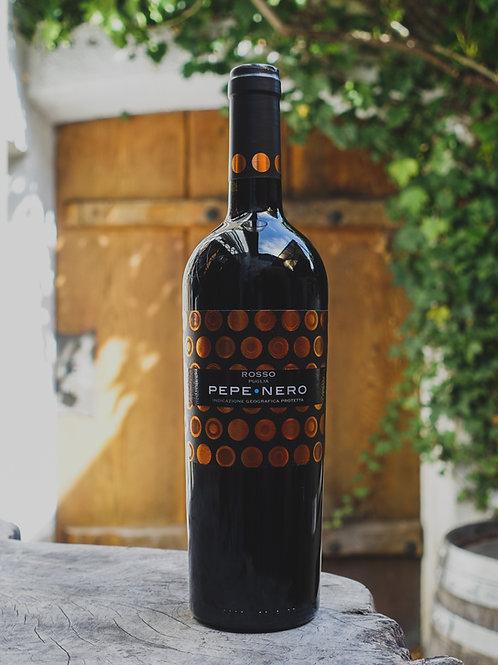 Pepe Nero Rosso, Cignomoro, Apulien