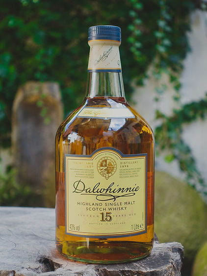 Dalwhinnie 15 Years, Highland