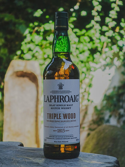 Laphroaig Triple Wood, Islay