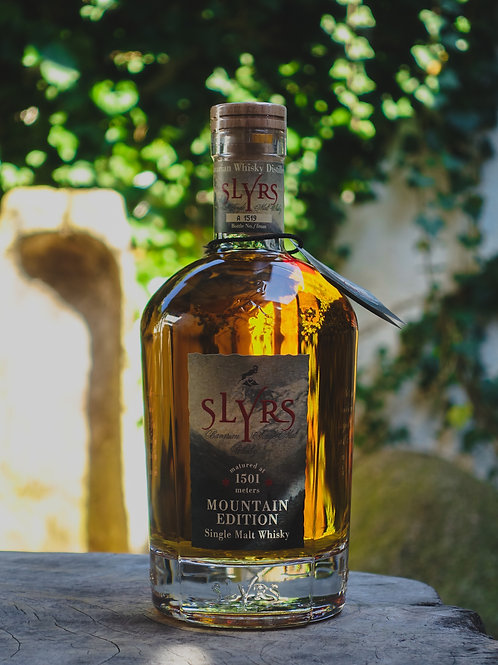 Slyrs Whisky Mountain Edition 45%, Bayern