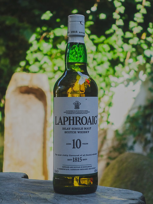 Laphroaig 10 Years, Islay