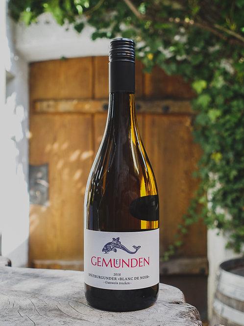 Blanc de Noir Spätburgunder, Weingut Gemünden, Nahe
