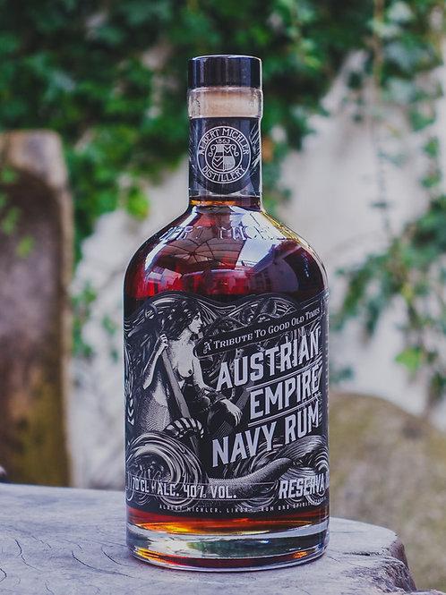 Rum Austrian Empire 1863