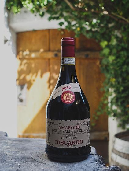 Amarone,  Biscardo, Valpolicella