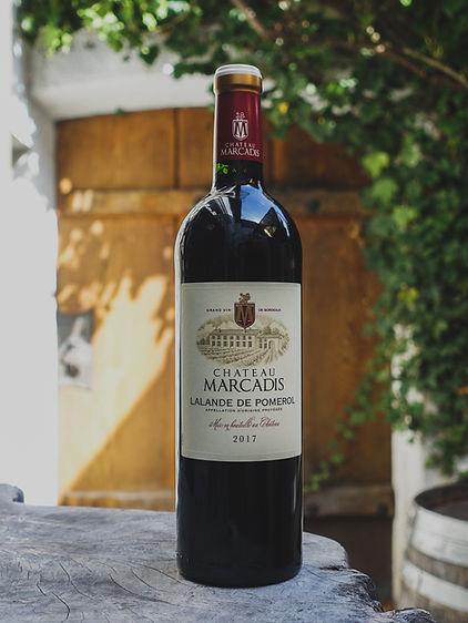 2019 Chateau Marcadis Lalande de Pomerol, Le Grand Chais de France